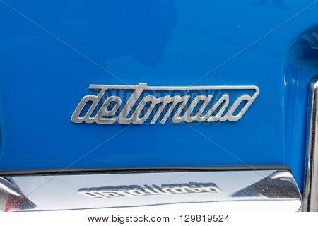 De Tomaso Pantera Logo