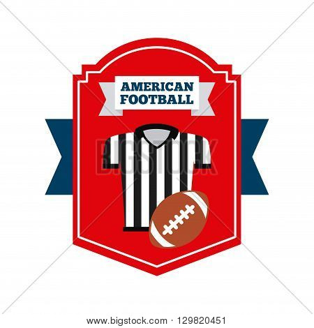 american football design, vector illustration eps10 graphic