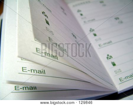 E-mail Book