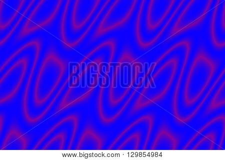 Illustration of a dark blue background with purple rhombuses
