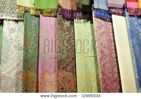 Pashmina And Silk  Scarfs