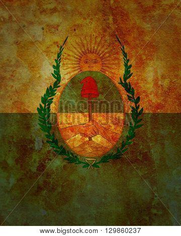 Mendoza Flag