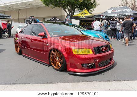 Modified Audi  A4