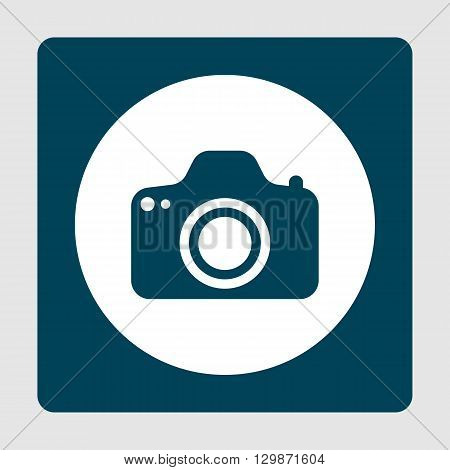 Photo Camera Icon In Vector Format. Premium Quality Photo Camera Symbol. Web Graphic Photo Camera Si