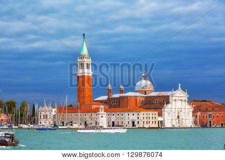 church of San Giorgio Maggiore Venice Italy