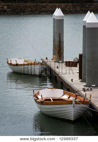 Boats at Dana Point Marina
