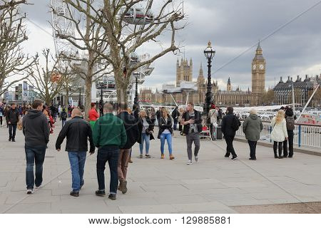 London Embankment
