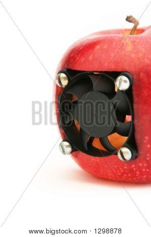 Cyberpunk Apple Style