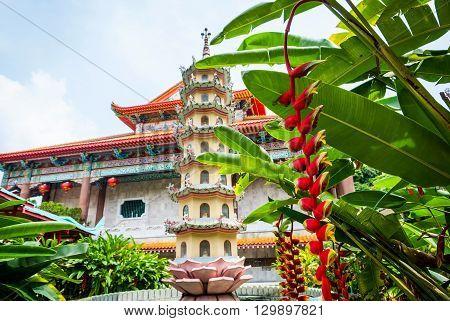 Kek Lok Si Temple, Geroge Town