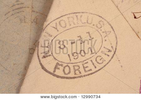Usa Circa 1901
