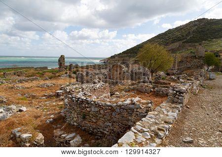 Anemurium Ancient City