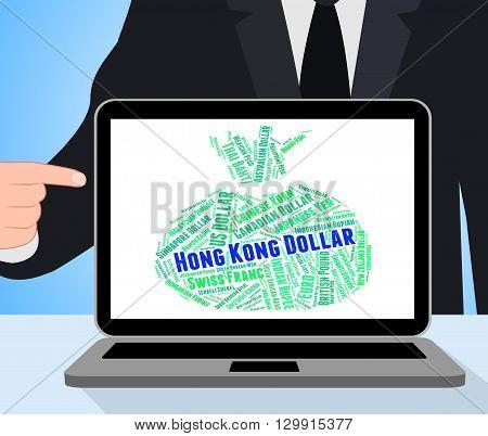 Hong Kong Dollar Indicates Forex Trading And Coin