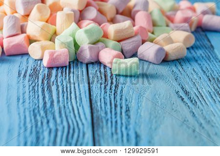 Marshmallows. Background Or Texture Of Marshmallow
