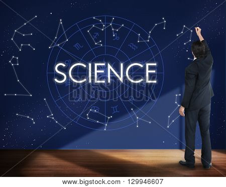 Science Agronomy Chemistry Education Study Concept