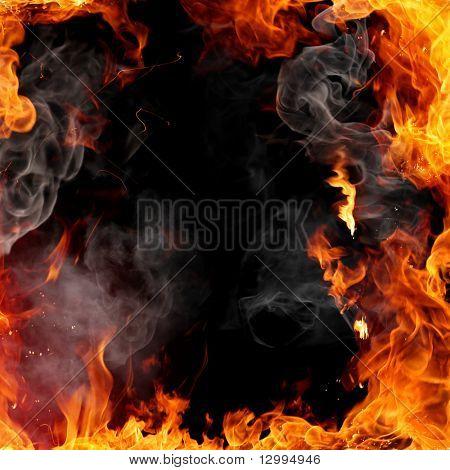 Quadro de fogo