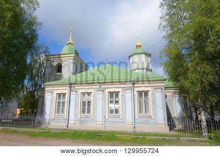 Orthodox Church- the oldest church in Lappeenranta.