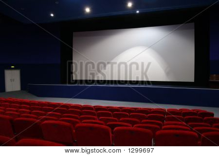Cinema Interior 4