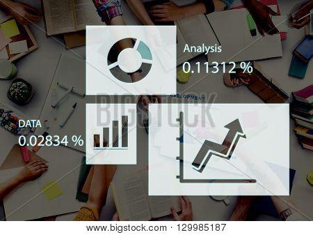 Chart Graph Analysis Finance Financial Concept
