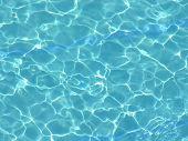 Постер, плакат: тропический бассейн воды