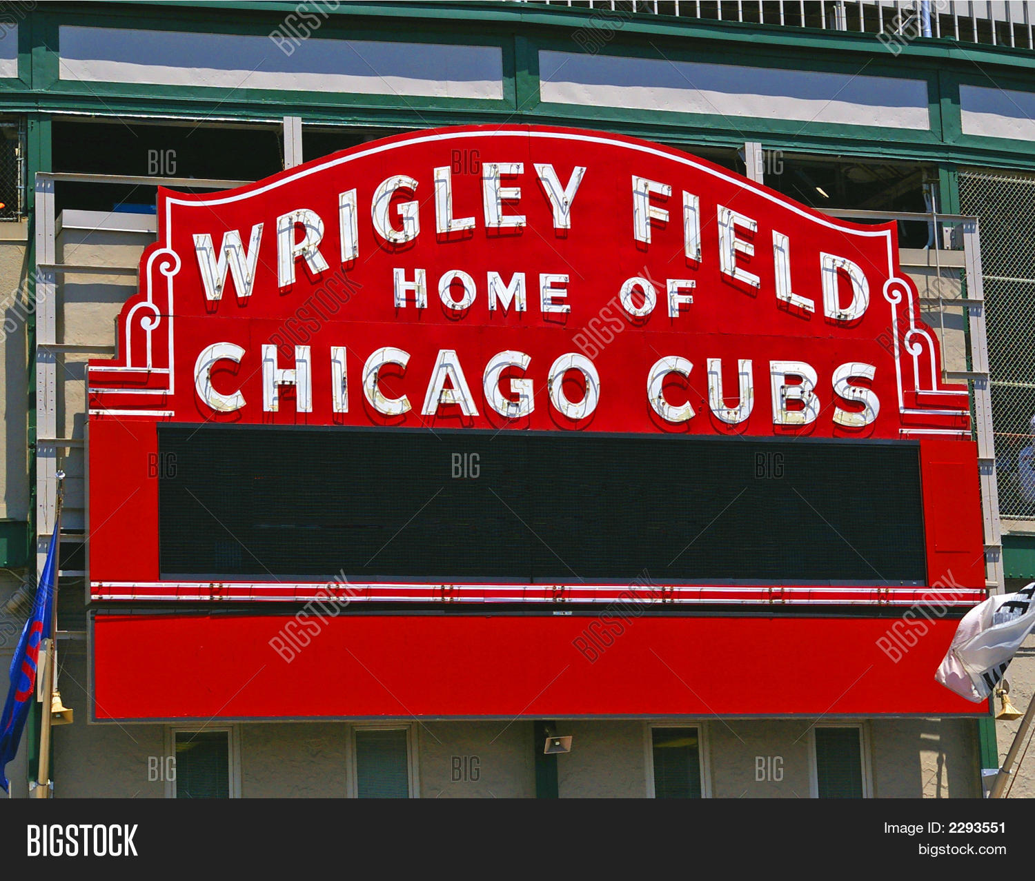 Wrigley Field Large Pictures 77
