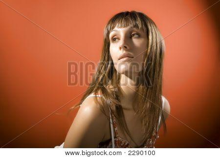 Chica atractiva