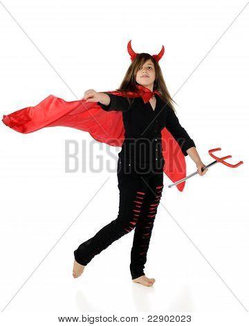 Preteen She-devil