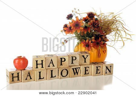 Happy Halloween Still Life