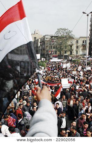 25 January Revolution In Egypt