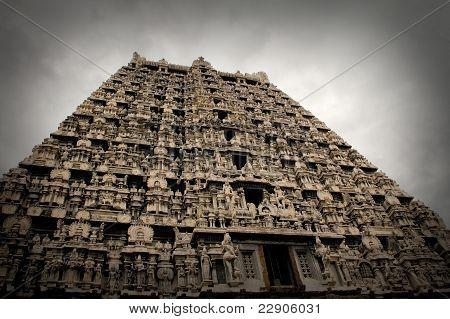 Thiruvannamalai Gopuram