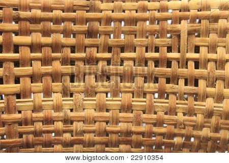 Close-up Of Rattan
