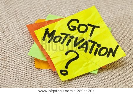 Got Motivation Question