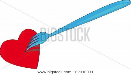 Fork Heart