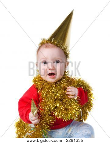 Festive Boy