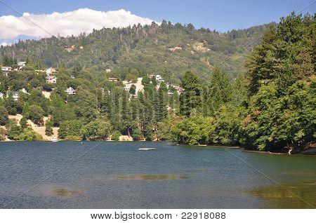 Peaceful Lake Gregory