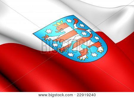 Flag Of Thuringia