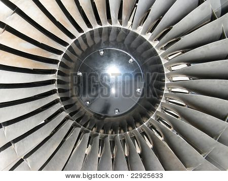 jet engine inlet