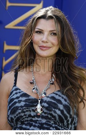 LOS ANGELES - AUG 27: Ali Landry at the premiere of Walt Disney Studios' 'The Lion King 3D' on August 27, 2011 in Los Angeles, California
