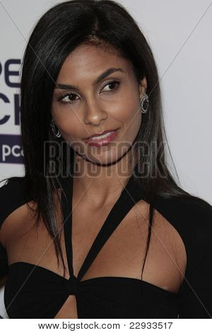 WEST HOLLYWOOD - OCT 12: Manuela Testolini Nelson (the ex wife of Prince) at the Hollywood Life Hollywood Style Awards at the Pacific Design Center, West Hollywood, California on October 12, 2008