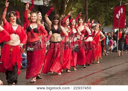 Visionary Belly Dancers