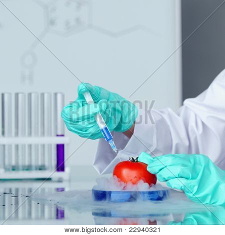 microbiology experiment