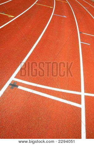 Racetrack For Runners