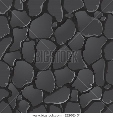 Dark Stone Seamless.