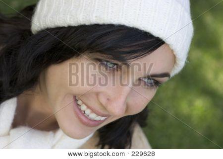Beanie Woman