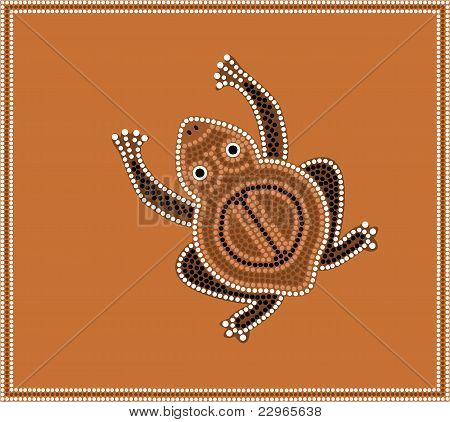 Dreamtime - Toad