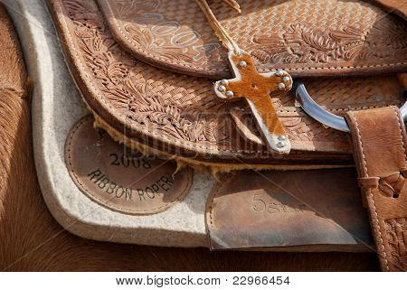 The Winner's Saddle