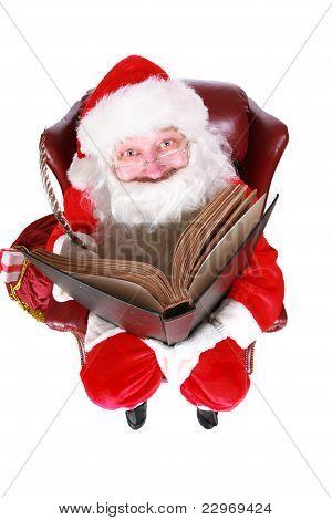 Santa the elf
