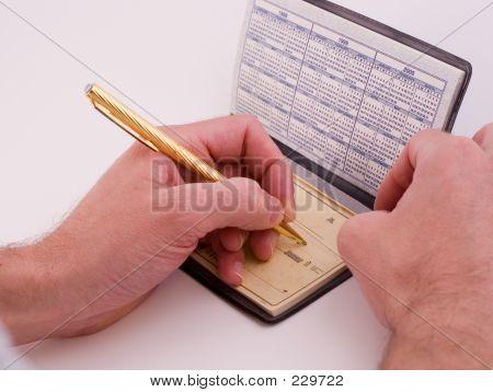 Check Writer