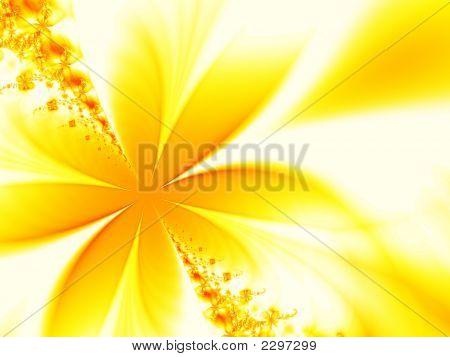 Erstaunliche Blume