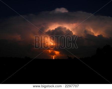 Oklahoma Thunderstorm