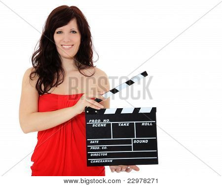 clapperboard